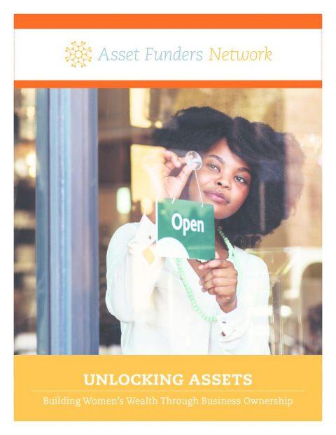 thumbnail of AFN Unlocking Assets July 2019