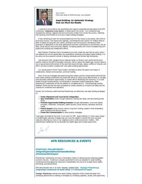 thumbnail of AFN Newsletter April2015