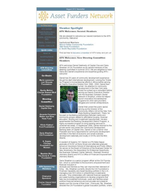thumbnail of AFN Newsletter August2012