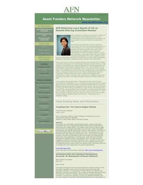 thumbnail of AFN Newsletter June2011