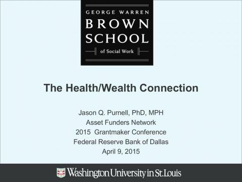 thumbnail of HealthWealth_Connection_presentation_2015