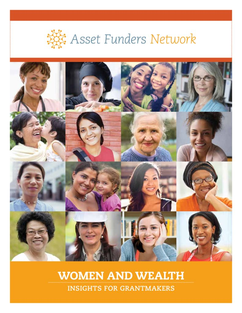 thumbnail of Women_Wealth_ Insights_Grantmakers_brief_15
